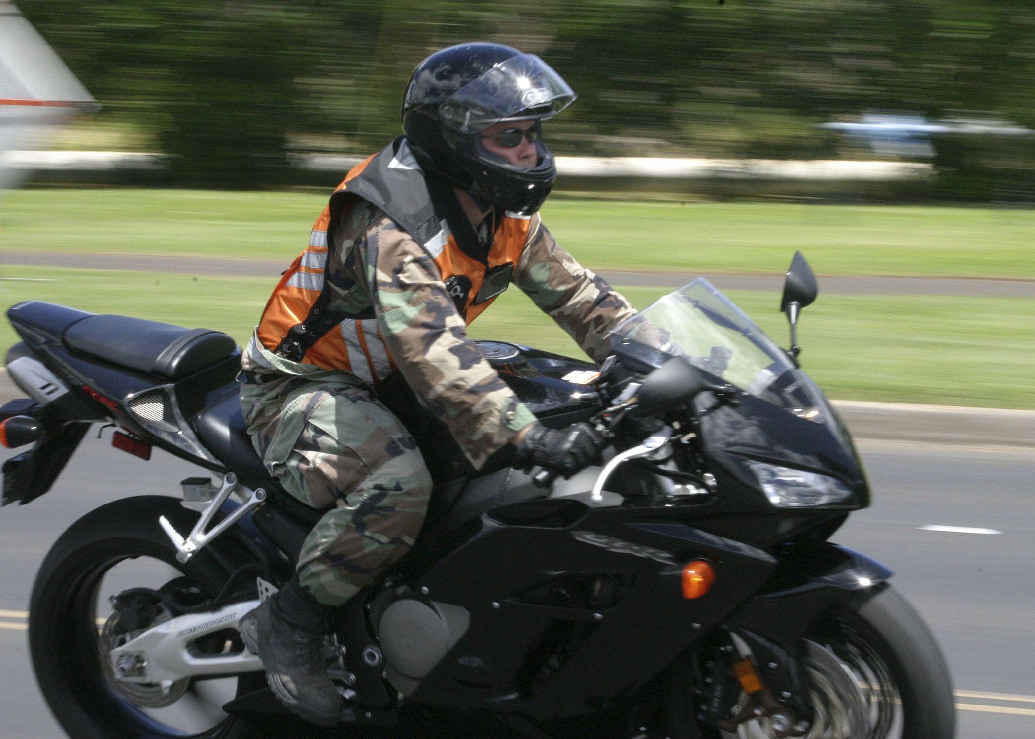 Niezbędnik każdego motocyklisty